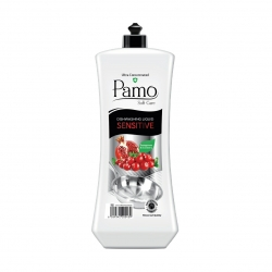 مایع ظرفشویی پامو مدل cranberry حجم 900 میلی لیتر