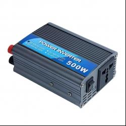 مبدل برق خودرو مدل 24v/220v 500w