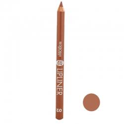 مداد لب دبورا مدل میلانو شماره 02