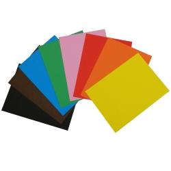 مقوا رنگی فاوینی مدل colorissimi220 سایز 33×24 سانتی متر بسته 16 عددی