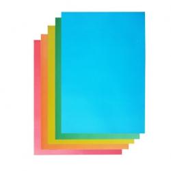 مقوا رنگی کد 299 سایز 50×70 سانتی متر بسته 50 عددی