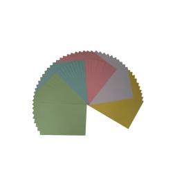 مقوا رنگی مدل شومیز سایز 21×29 سانتیمتر بسته 50 عددی
