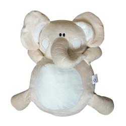 محافظ سر کودک طرح فیل کد 16