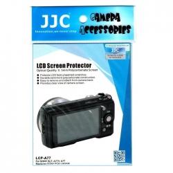 محافظ صفحه نمایش دوربین جی جی سی مدل LCP-A77 مناسب برای دوربین سونی SLT-A77V
