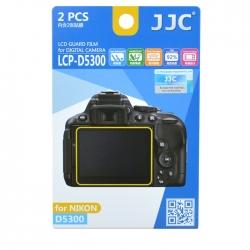 محافظ صفحه نمایش دوربین جی جی سی مدل LCP-D5300 مناسب برای دوربین نیکون D5500 بسته 2 عددی