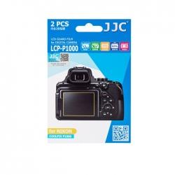 محافظ صفحه نمایش دوربین جی جی سی مدل LCP-P1000 مناسب برای دوربین نیکون P1000 مجموعه 2 عددی