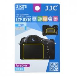محافظ صفحه نمایش دوربین جی جی سی مدل LCP-RX10 مناسب برای دوربین  سونی RX10 مجموعه 4 عددی