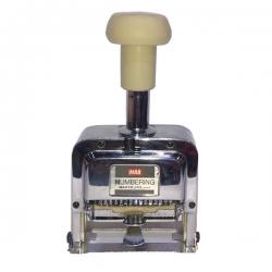 مهر شماره زن مکس مدل MAX15 کد 958