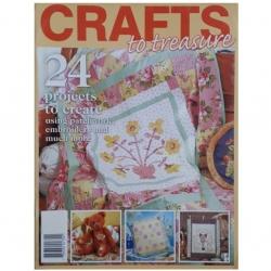 مجله Crafts to treasure آوریل 2020