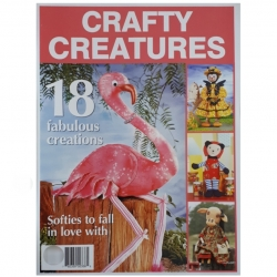 مجله Crafty Creatures سپتامبر 2020