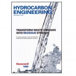 مجله Hydrocarbon Engineering دسامبر 2019
