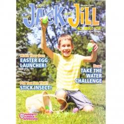 مجله Jack and Jill آوریل 2020