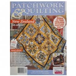 مجله Patchwork and Quilting فوریه 2020