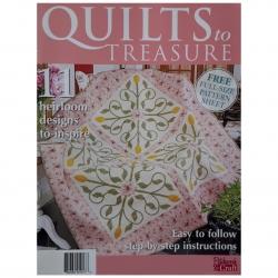 مجله Quilts to treasure جولای 2020