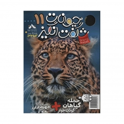 مجله حیوانات شگفت انگیز – شماره 11