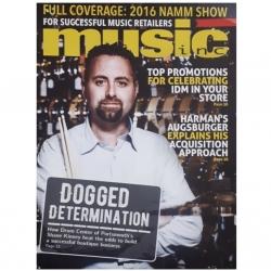 مجله music inc آوریل 2016