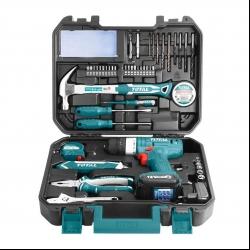 مجموعه 127 عددی ابزار توتال مدل S21