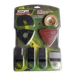 مجموعه 27 عددی تیغه ابزار همه کاره مدل XAMU-227