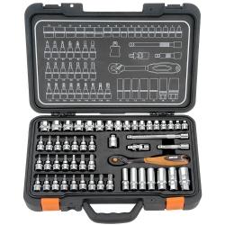 مجموعه 52 عددی ابزار کاستور مدل TK-03052C