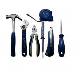 مجموعه 7 عددی ابزار سی وای آی مدل H01017