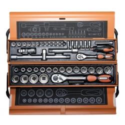 مجموعه 85 عددی ابزار مدل MBC222