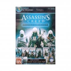 مجموعه کامل بازی ASSASSINS CREED مخصوص PC