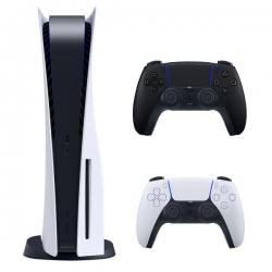 مجموعه کنسول بازی سونی مدل PlayStation 5 Drive ظرفیت 825 گیگابایت به همراه دسته اضافه
