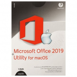 مجموعه نرم افزاری Microsoft Office 2019 + Utility For macOS نشر رایان سافت