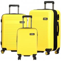 مجموعه سه عددی چمدان نشنال جئوگرافیک مدل  AERODROME 700509