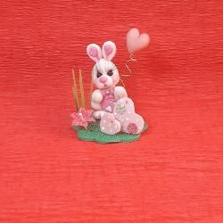 مجسمه مدل خرگوش کوچولو کد 1515