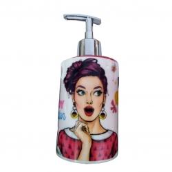 مخزن مایع دستشویی مدل پاتریس