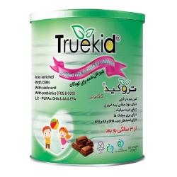 مکمل غذای کودک تروکید باطعم کاکائو -400 گرم