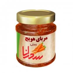 مربای هویج خانگی سحرانا – 900 گرم