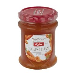 مربای هویج سمیه – 290 گرم