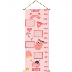 متر اندازه گیری کودک نی نی شادی طرح Baby Girl کد NS105