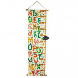 متر اندازه گیری کودک طرح Cute Alphabet  کد NS128