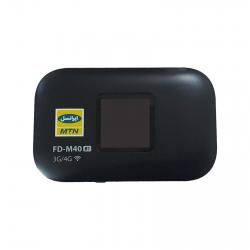مودم 3G/4G قابل حمل ایرانسلمدل FD-M40 به همراه 85 گیگابایت اینترنت یکساله