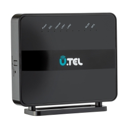 مودم روتر یو.تل VDSL/ADSL Plus  بی سیم مدل V301