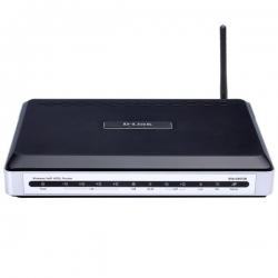مودم-روتر +ADSL2 و بیسیم دی-لینک مدل DVA-G3672B
