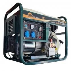 موتور برق سان پاور مدل SP10000 DE