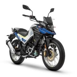 موتور سیکلت گلکسی اس وای ام مدل NH180 حجم 183 سی سی