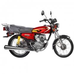 موتور سیکلت کویر مدل 125 CDI استارتی سال 1395