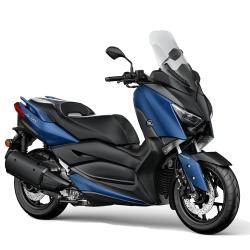 موتور سیکلت یاماها مدل XMAX 250 حجم 249 سی سی