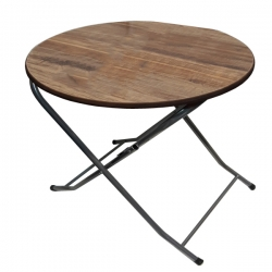 میز مدل گرد کد 60Filiz