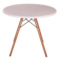 میز ناهارخوری مدل گرد