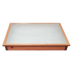 میز نور مهرگان مدل LTP 02 سایز 100×80 سانتی متر