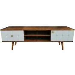 میز تلویزیون کاریزما چوب مدل A.W.213