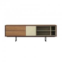 میز تلویزیون مدل باکستر مدیا k150