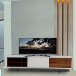 میز تلویزیون مدل باکستر مدیا کد W18