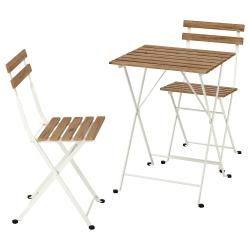 میز و صندلی ناهارخوری 2 نفرهایکیا مدل TARNO W